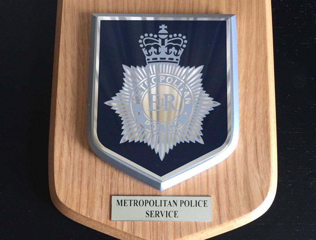 Met Police Medal