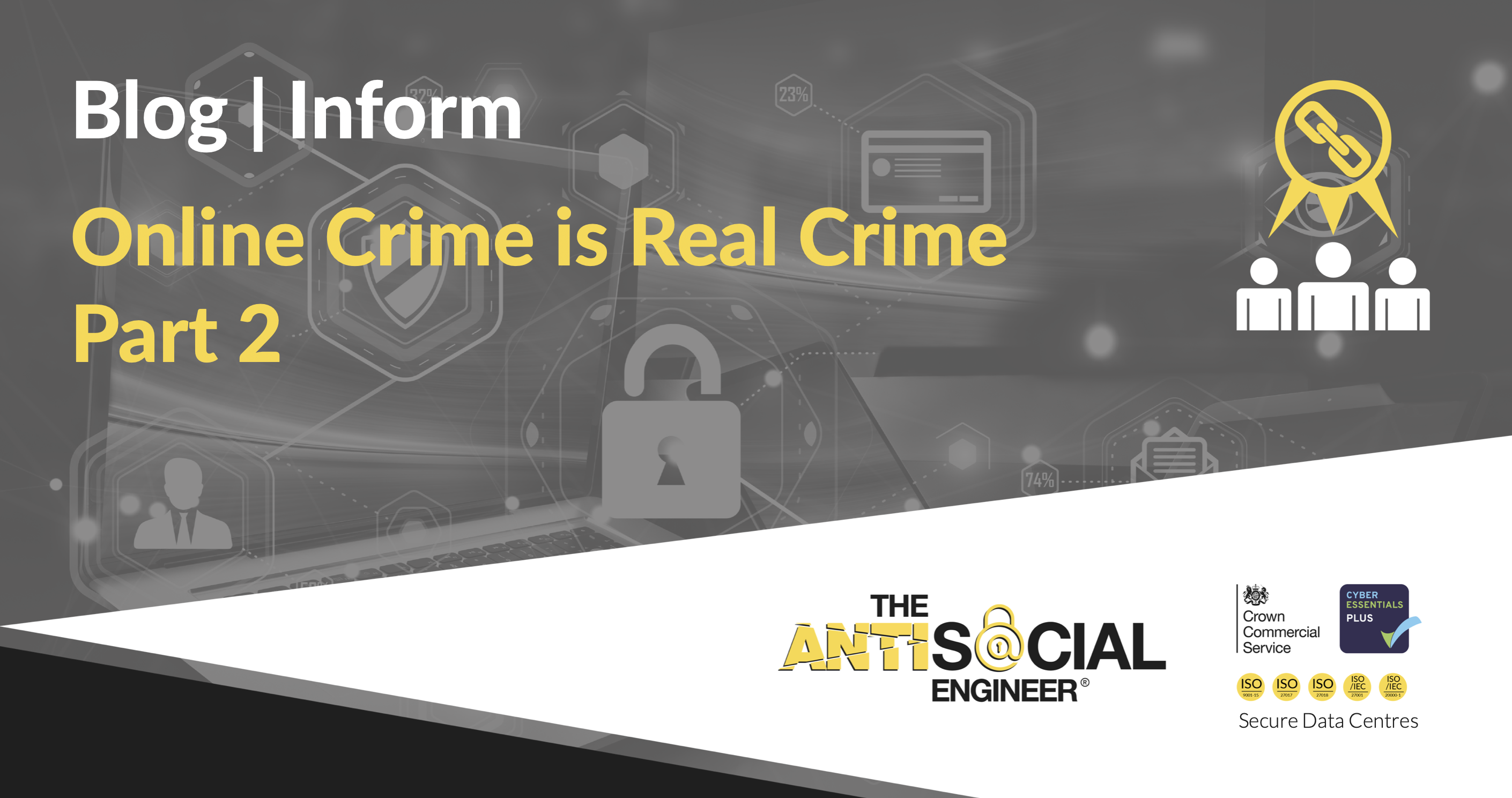 """Featured image for """"Online Crime is Real Crime – Part 2"""""""